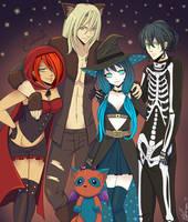 Happy Halloween!!! by biancaloran
