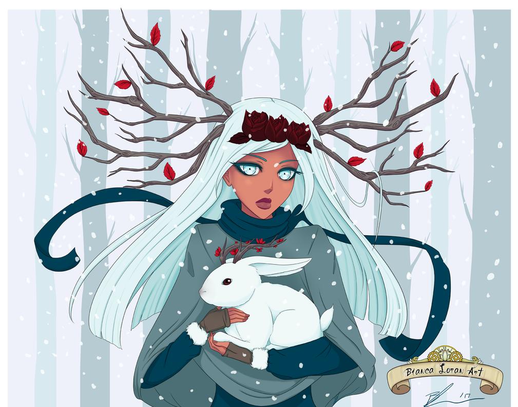 Winter by biancaloran