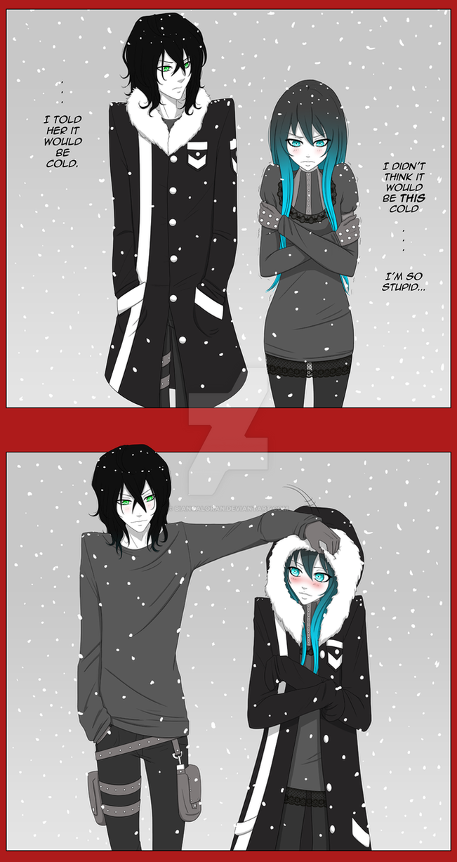 A Zavi Christmas Special by biancaloran