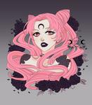 Black Lady - Sailor Moon by biancaloran
