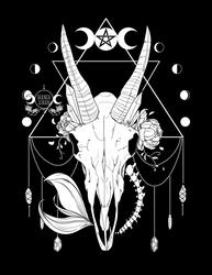 Capricorn by biancaloran
