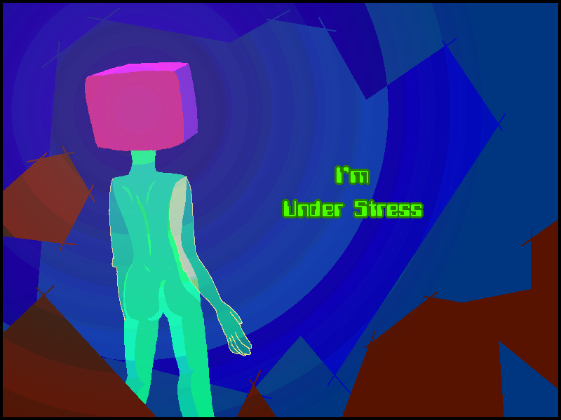 Under Stress by no-guy