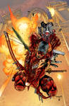 Red Hood and the Outlaws #23 by PeejayCatacutan