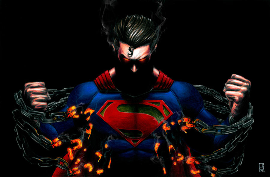 Man of Steel Unchained by PeejayCatacutan