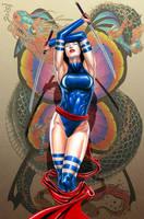Psylocke by PeejayCatacutan