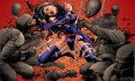 Psylocke: Ninja Butcher