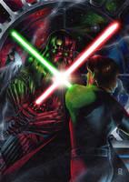 Return of the Jedi by PeejayCatacutan