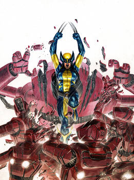 ALL-NEW WOLVERINE!