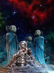 The Watchers by PeejayCatacutan