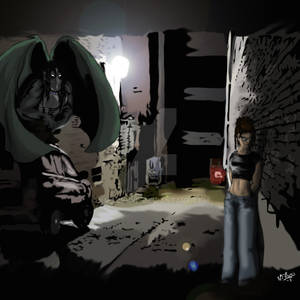 Daemon with Girl