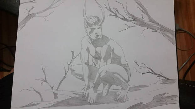 Pencil - Demonboy Aug312016