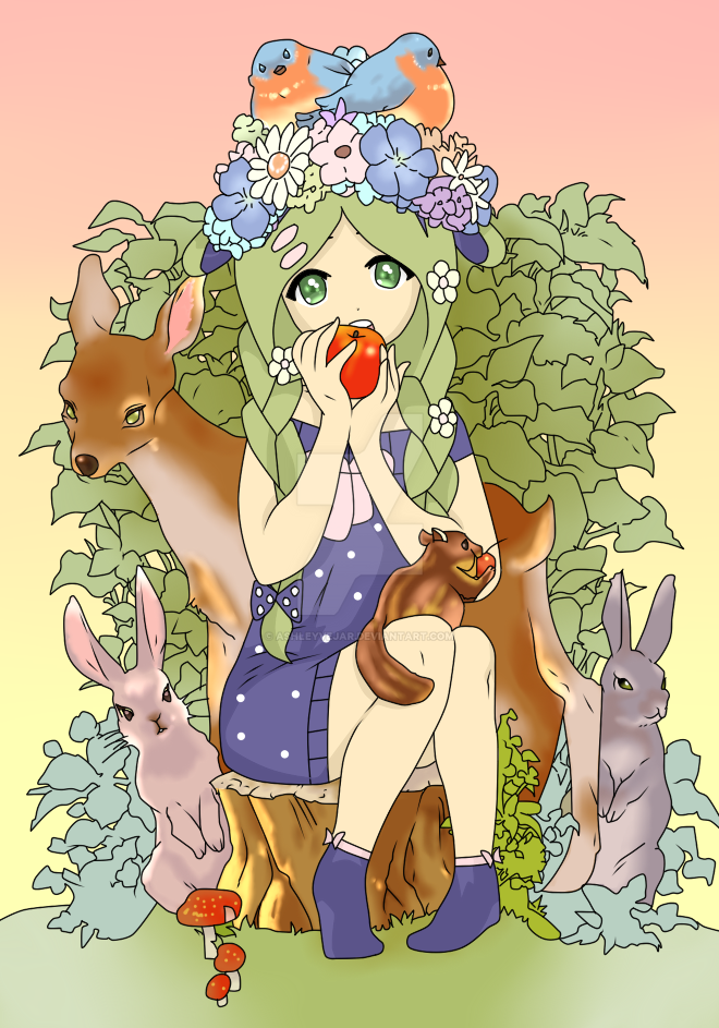 Willow by ashleyvejar