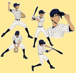 Baseball Nick by carau