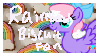 .: Commission :. Rainbow Biscuit - Stamp by Candy-Heartswirl
