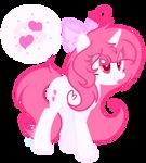 | OC | Lissie Heart (Redesign) | (Mystic OC)