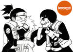 fight over kakashi