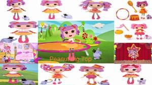 Peanut Big Top Collage