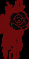 Blood Rose's Cutie Mark by furriKira