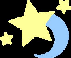 Starry Blink's Cutie Mark by furriKira