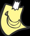 Banana King's Cutie Mark
