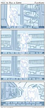 FurriKomi :: How to Buy a Game