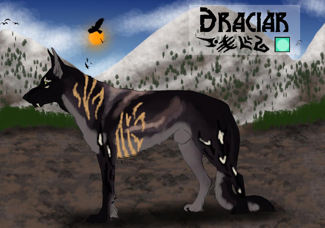 Draciar - Adult - Male - Liulfr by xXMacoyXx