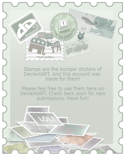 i-stamp's Profile Picture