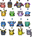 Poke-Chao Collection