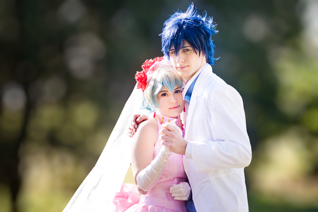 Simon and Nia - You are Safe in my Heart by Kyo-kun90 on ...