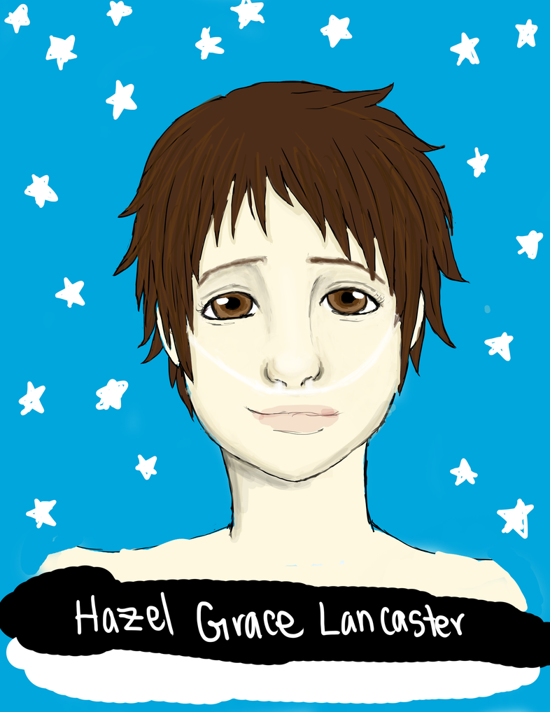 The Fault in Our Stars: Hazel