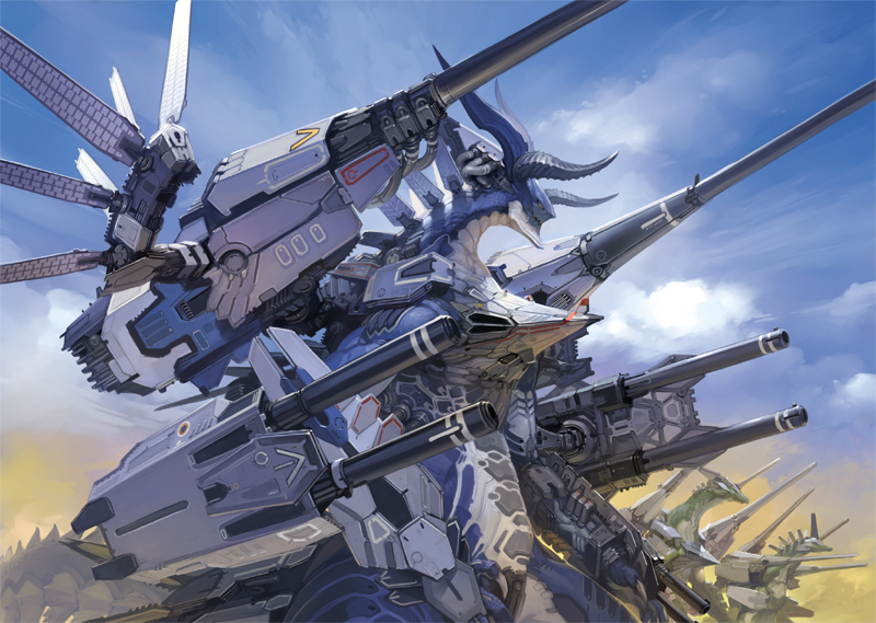 Mobius War:00 by TakayamaToshiaki