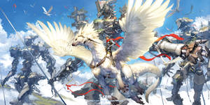 Flying dragon expert -Valley of the giant god-