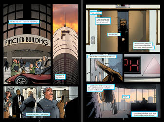 Inheritors 1 pages 2 and 3
