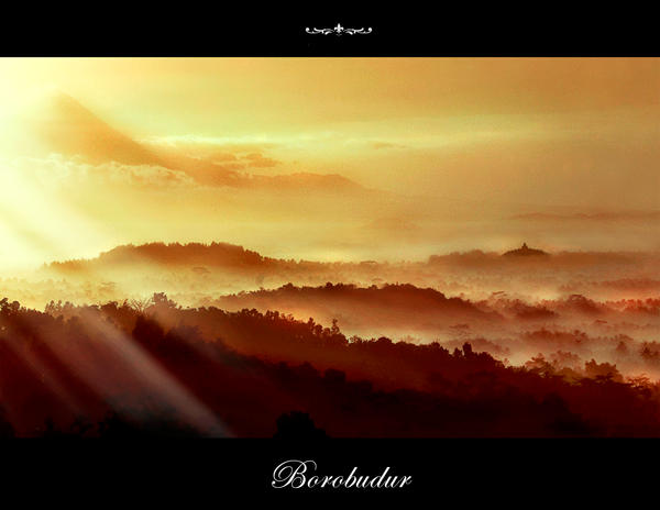 Borobudur Version 2 by Pandowo014