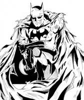 BATMAN by MiraiDan