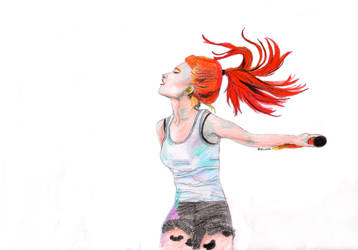 Hayley Williams by sellazel