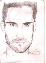 Adam Levine by sellazel