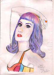 Katy Perry by sellazel