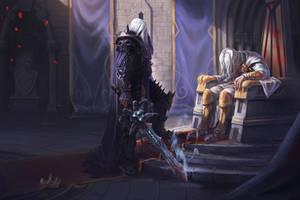 Arthas's betrayal
