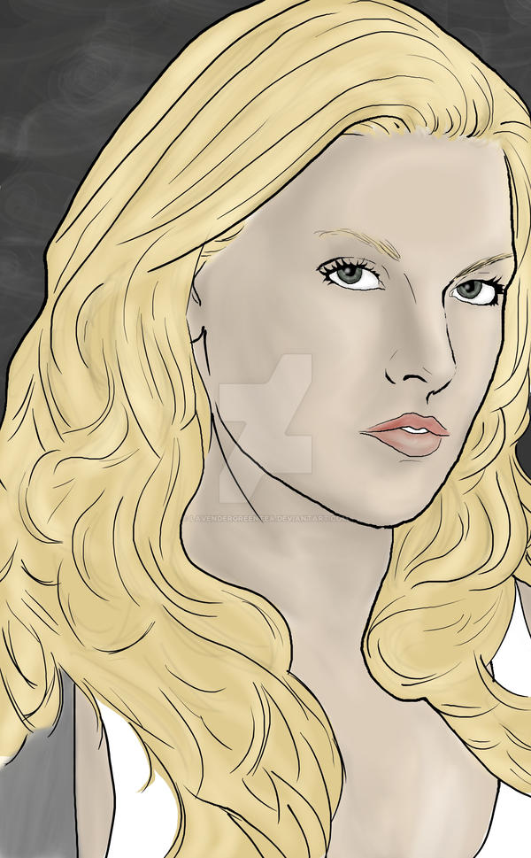 HEROES: Jessica by LavenderGreenTea