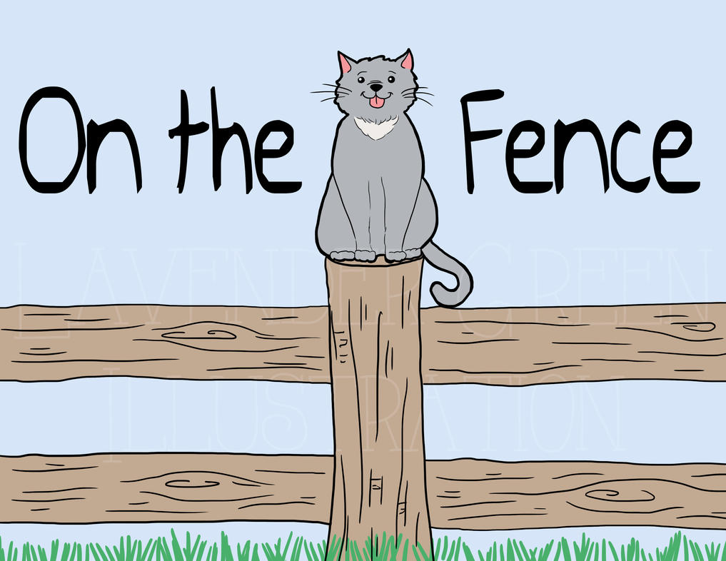 On the Fence by LavenderGreenTea