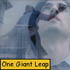 3. One Giant Leap by ifihadacoconut