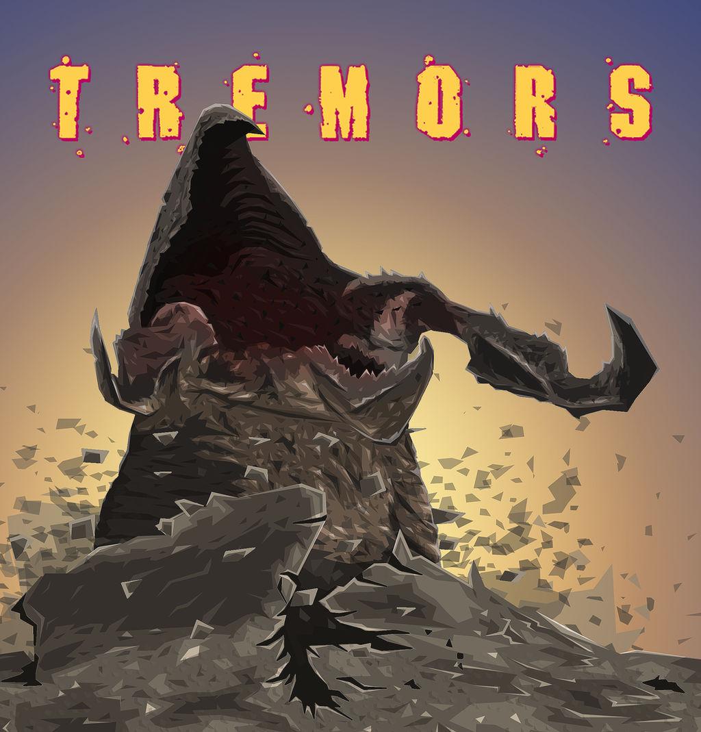 Tremors Fan Poster 2