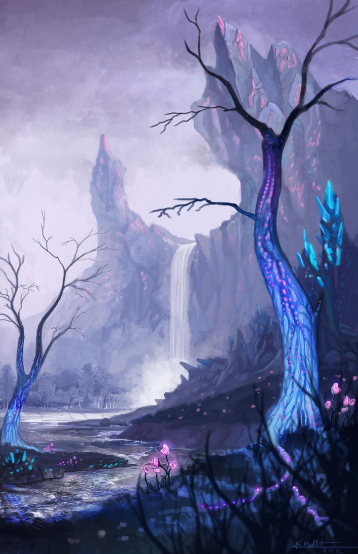 Fantasy Scene by bmd247