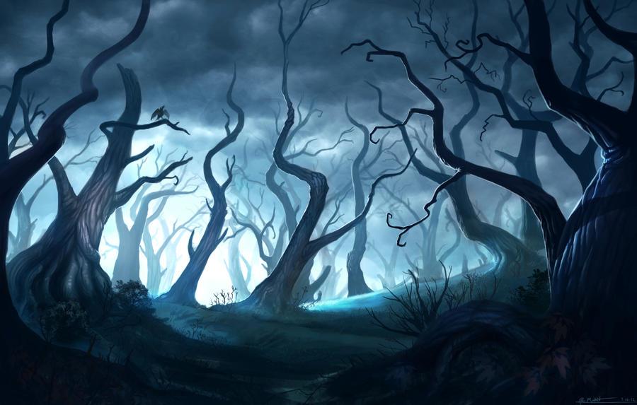 Floresta Negra Dead_forest_concept_by_brucemashbatart-d59os6u
