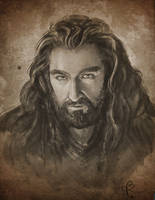 Thorin Oakenshield by bmd247