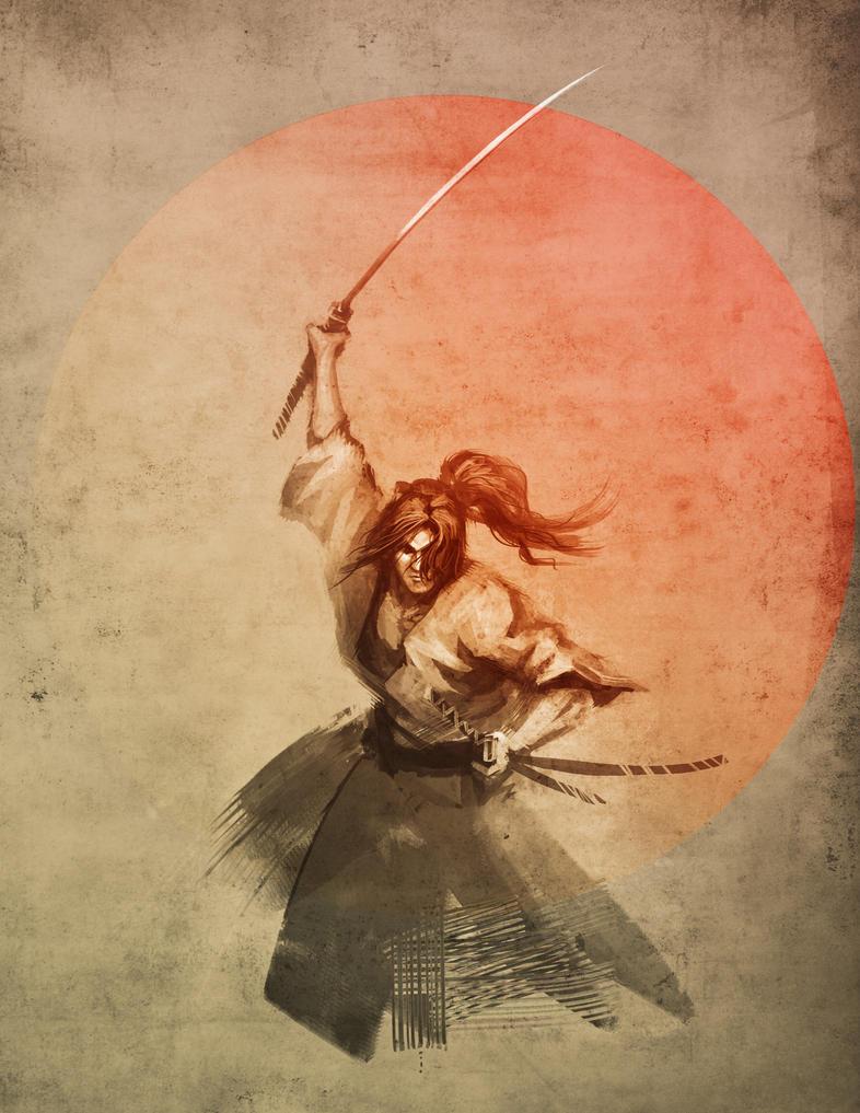 Samurai by bmd247
