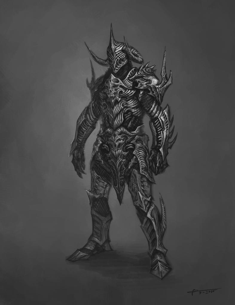 Dark Knight by bmd247