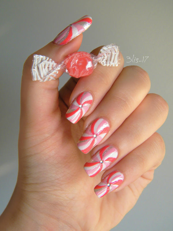 Peppermint Candy By 3lis 17 On Deviantart