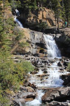 Road Side Waterfall